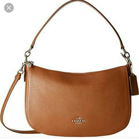 bde8adfe3ff1 NWT Coach Chelsea Crossbody Bag